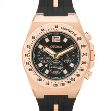 Load image into Gallery viewer, Athletics Chrono Rose Gold Dark 45mm