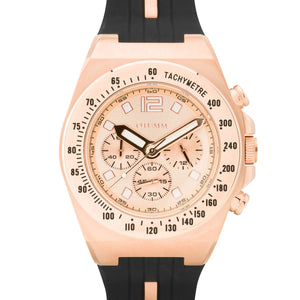 Athletics Rose Gold 45mm