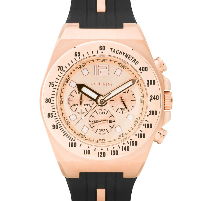 Athletics Rose Gold Rose Gold 45mm