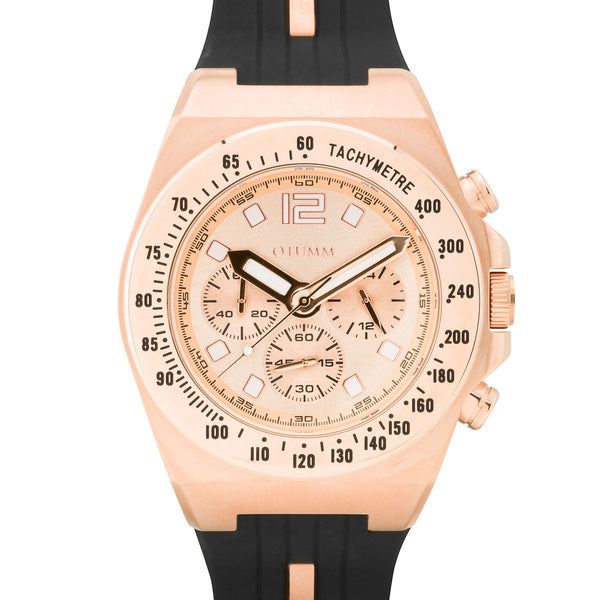 Athletics Chronograph Rose Gold 45mm