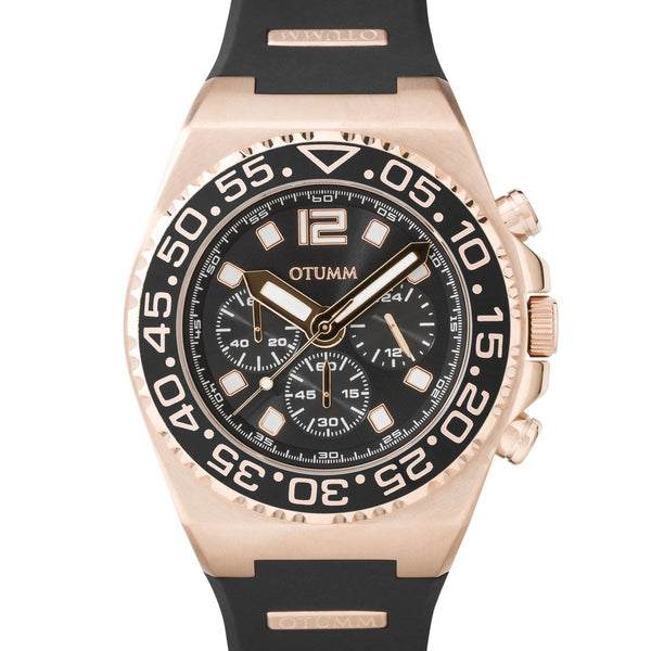 Athletics II Chronograph  Rose Gold  45mm