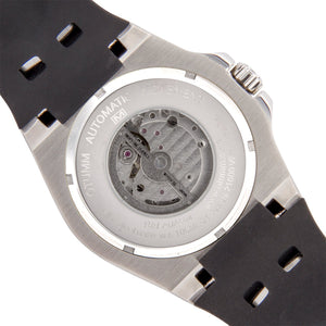 Automatic Steel Silicone 45mm