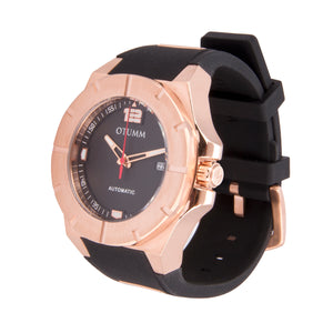 Automatic Calender Rose Gold Case 45mm