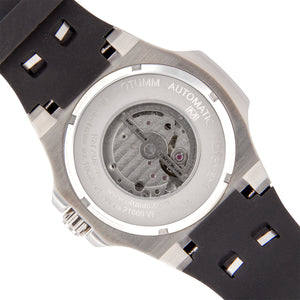 Automatic Steel Black 45mm