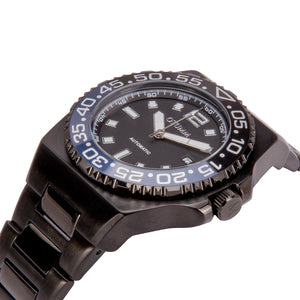 Automatic Black Strap 45mm