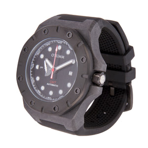 Automatic Carbon Fiber Black  45mm