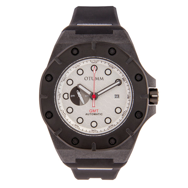 Automatic Calender Carbon Case 45mm