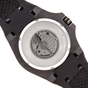 Automatic Carbon Fiber Silver Dial 45mm