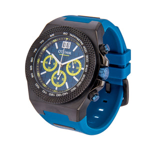 Big Date Black Blue 45mm