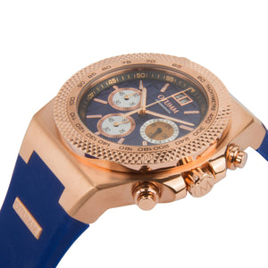 Big Date Rose Gold 45mm Color 01 Blue