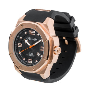 Classic Speed Calender Rose Gold 53mm