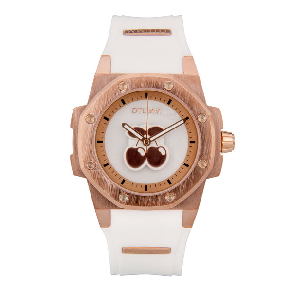 Pacha Spinning Dial Rose Gold 41mm