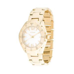 Ibiza Swarovski Gold 38mm