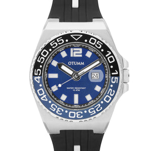 Athletics II Steel Calendar 45mm