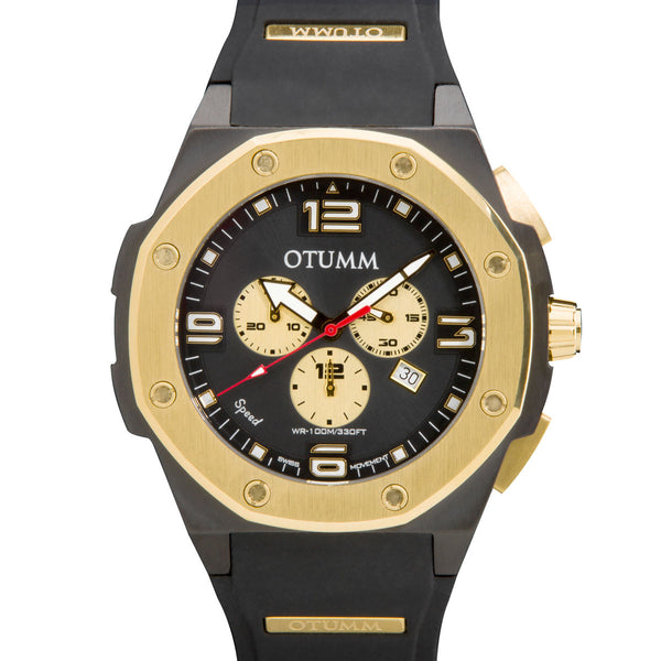 Speed Chronograph Gold 53mm