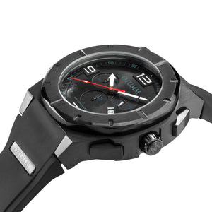 Speed II Chronograph Black Case 53mm