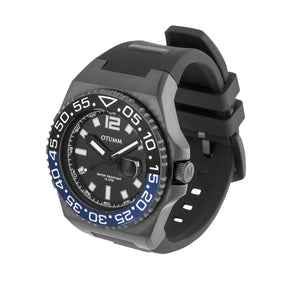 Athletics II Black Calendar 45mm