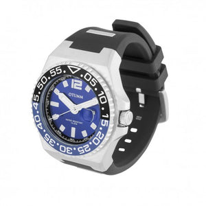 Athletics II Steel Calendar Black 45mm