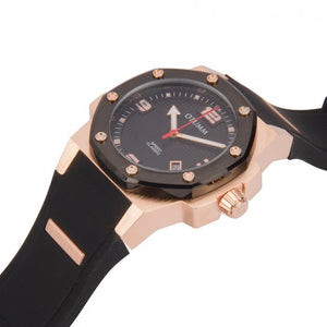 Classic Speed Calender Rose Gold 41mm