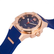 Load image into Gallery viewer, Classic Speed 41mm Rose Gold Blue