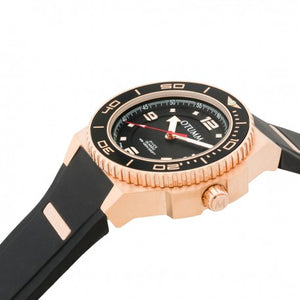Diver Rose Gold Black 45mm/53mm