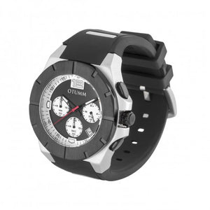 Speedster Steel Black 45mm