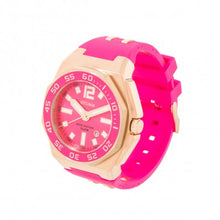 Load image into Gallery viewer, Sports Calendar Rose Gold 0206 Pink 50mm