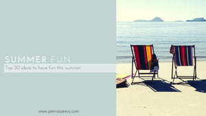 Top 30 Ideas to Have Fun This Summer