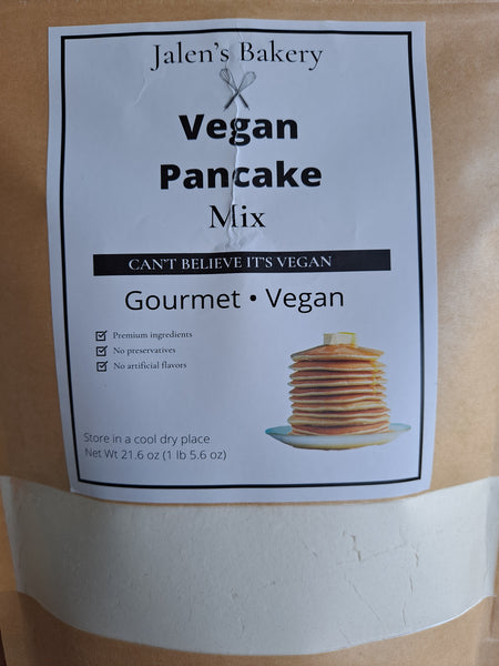 Vegan Pancake Mix