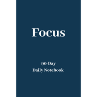 Focus Daily Notebook