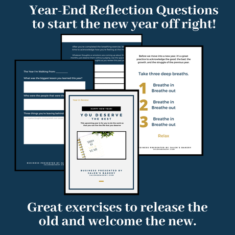 Free Year-End Reflection Guide