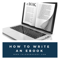 How to Create an eBook (Class)