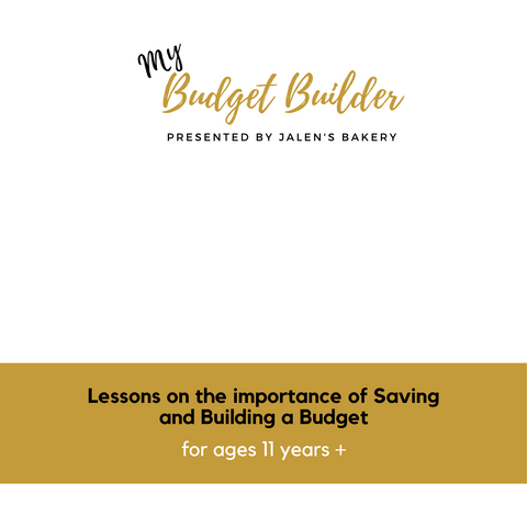 My Budget Builder eBook
