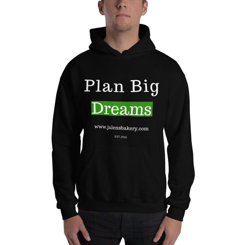 Plan Big Dreams Hoodie