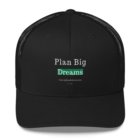 Plan Big Dreams Cap