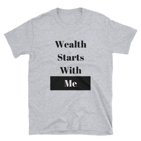 Wealth Starts with Me Tee