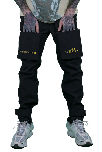 PITCH BLACK TECH PANTS