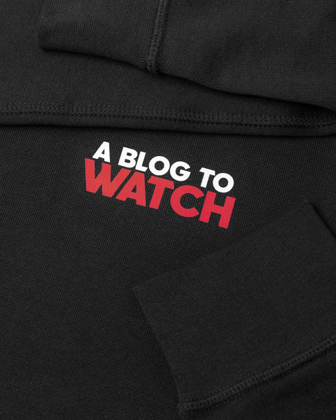 aBlogtoWatch Logo Sweatshirt — Horological Apparel