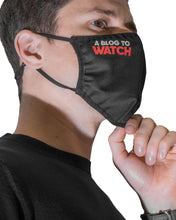 Load image into Gallery viewer, Watchmaking Mask – 3-Pack Of Reusable, Washable, 3-Ply Masks
