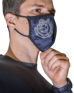 Watchmaking Mask – 6-Pack Of Reusable, Washable, 3-Ply Masks
