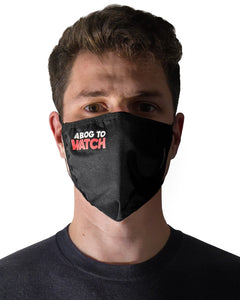 Watchmaking Mask – 3-Pack Of Reusable, Washable, 3-Ply Masks