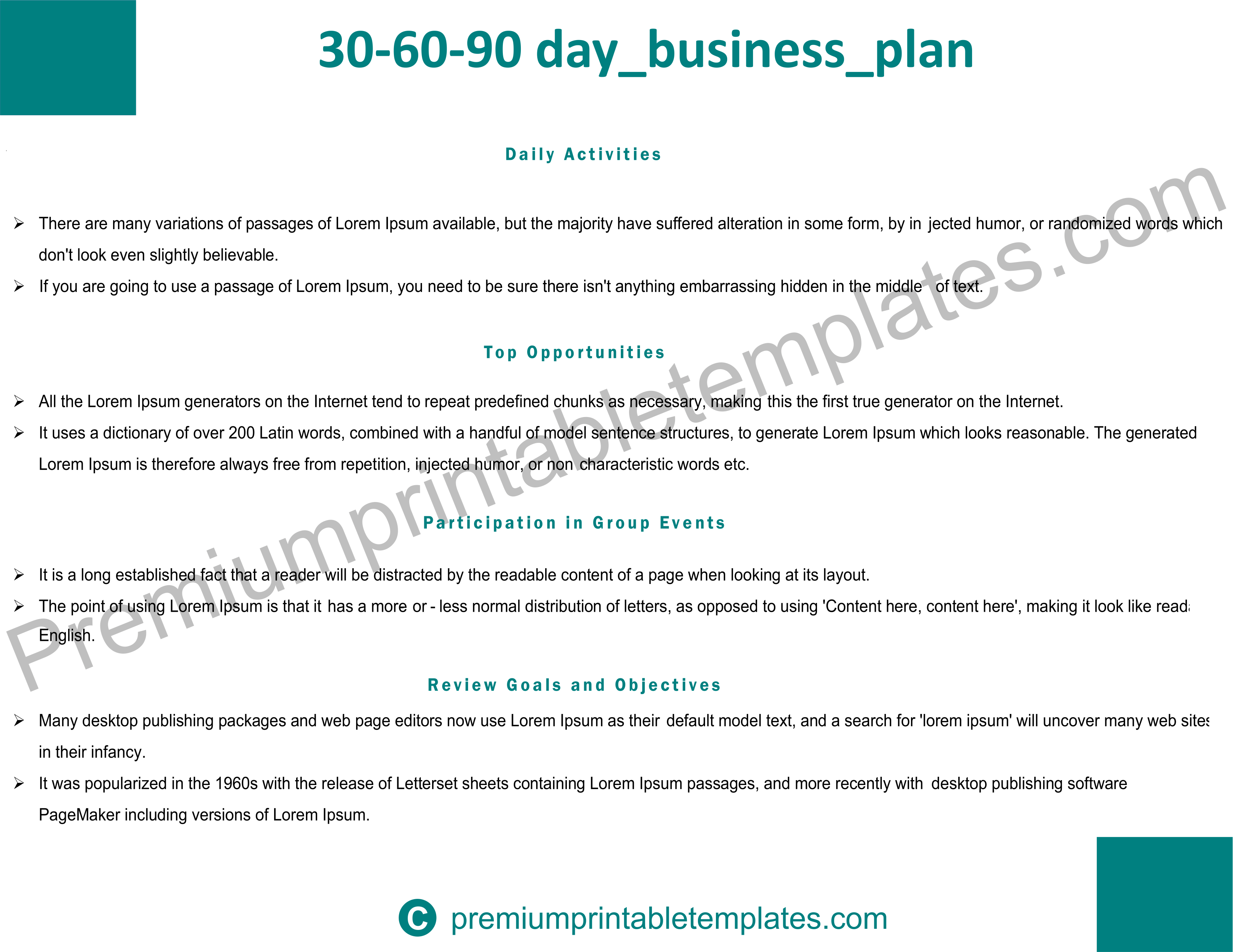 30 60 90 day business plan pharmaceutical sales example loan