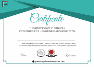 Modern-Certificate-of-Participation