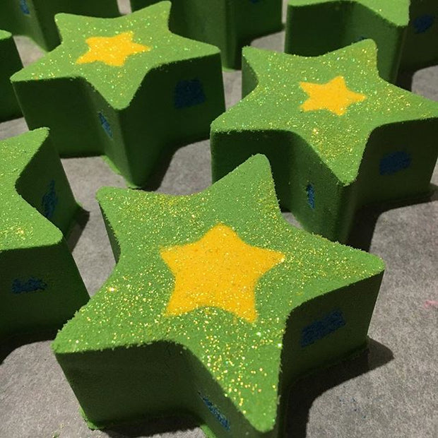 Star bath bomb perth