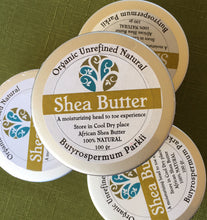 Load image into Gallery viewer, unrefined shea butter perth