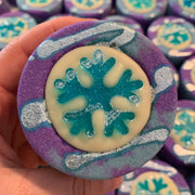 3 in 1 Magna Bath Bomb - Ice Queen