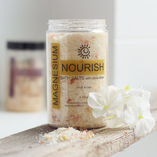 Magnesium Bath Salts  - NOURISH