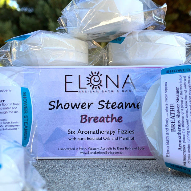 Breathe - Shower Steamers