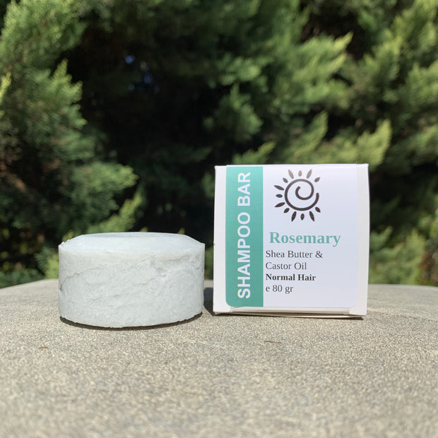 Rosemary - Shampoo Bar