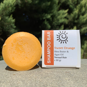 Sweet Orange - Shampoo Bar